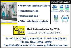 PETROLEUM TESTING SERVICES GULF LABORATORIES CO WLL SUPPLIERS IN DOHA QATAR