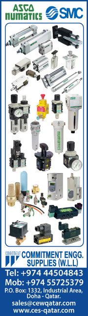 PNEUMATIC PRODUCTS & ACCESSORIES COMMITMENT ENGINEERING SUPPLIES WLL suppliers in doha qatar