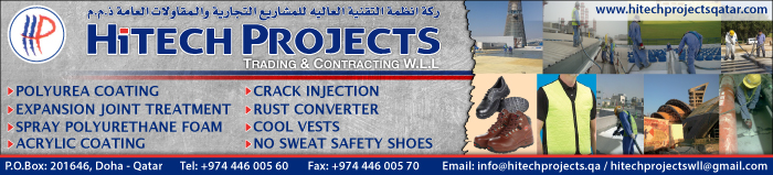 HITECH PROJECTS TRADING & CONTRACTING WLL