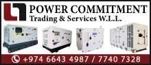 POWER COMMITMENT TRADING & SERVICES WLL SUPPLIERS IN DOHA QATAR WHB5