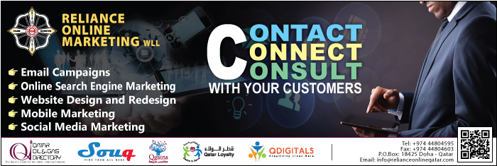 PUBLISHERS - GENERAL RELIANCE ONLINE MARKETING WLL SUPPLIERS IN DOHA QATAR CL1/4H