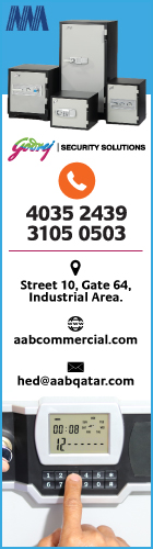 SAFES & VAULTS - COMMERCIAL ABDULLAH ABDULGHANI & BROS CO WLL ( C & I - INDUSTRIAL ) SUPPLIERS IN DOHA QATAR WSRBBA