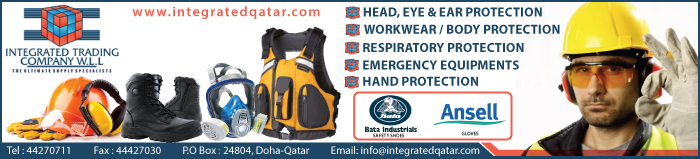 SAFETY EQUIPT & CLOTHING INTEGRATED TRADING CO WLL SUPPLIERS IN DOHA QATAR CLPL