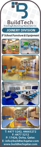 SCHOOL FURNITURE & EQUIPMENT BUILDTECH TRADING & BUILDING MATERIALS CO SUPPLIERS IN DOHA QATAR