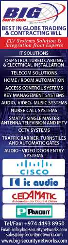 SECURITY SYSTEMS & SERVICES BEST IN GLOBE TRADING & CONTRACTING WLL SUPPLIERS IN DOHA QATAR WSLBBA