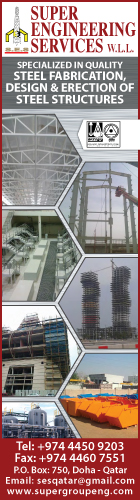 STEEL FABRICATORS & ENGINEERS SUPER ENGINEERING SERVICES WLL SUPPLIERS IN DOHA QATAR WSLBBA
