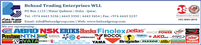 TRADING COMPANIES BEHZAD TRADING ENTERPRISES WLL SUPPLIERS IN DOHA QATAR