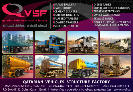 TRANSPORT COMPANIES QATARIAN VEHICLES STRUCTURE FACTORY SUPPLIERS IN DOHA QATAR CL2H