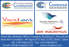 CONTINENTAL TOURISM NETWORK