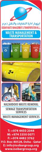 ISOBAR WASTE MANAGEMENT & TRANSPORTATION WLL