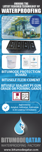 BITUMODE QATAR WATERPROOFING FACTORY